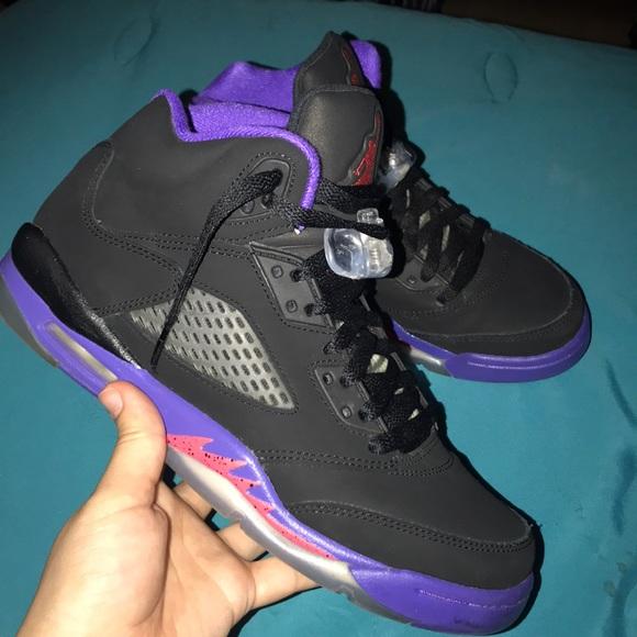 low priced 85157 204c0 Air Jordan 5 Raptors GS Size 7